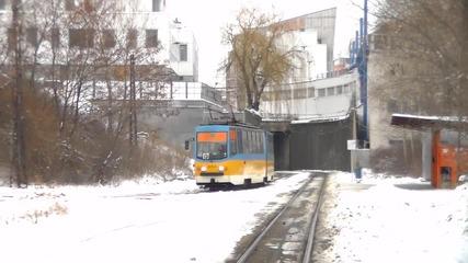 Трамвай 806