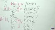 Аз уча английски език . Сезон 3, Епизод 96 , урок 53 на български