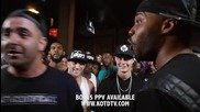 Dizaster Vs Math Hoffa Fight in Hd