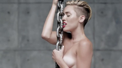 Miley Cyrus - Wrecking Ball [official video]