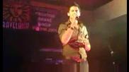 Оригинала На Джордан - Стига Вече - Shpat Kasapi - Mos Me Prit Live 2009