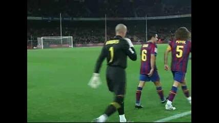 Barcelona six cups