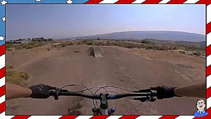 Инциденти с колела - Компилация