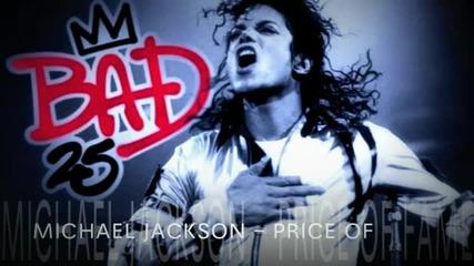 Price Of Fame - Michael Jackson