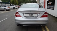 Mercedes Cls63 Amg W219 Cks Sport exhaust