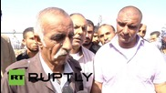 State of Palestine: Thousands attend funeral of attacker who posed as journalist