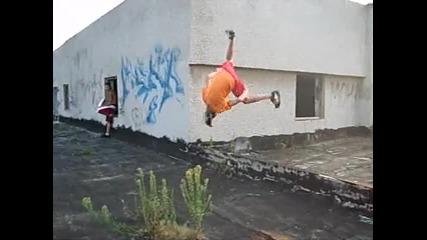 Side flip *
