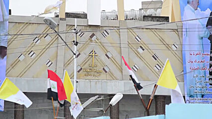 Iraq: Security tight as Baghdad prepares for historic papal visit