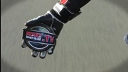 Porsche Gt3 Rs vs Yamaha Yzf 1000 R1 drift race