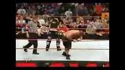 Raw John Cena and Maria vs. Edge and Lita (hq)