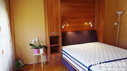 Падащо легло с гардероб и диван от hm-masters.com