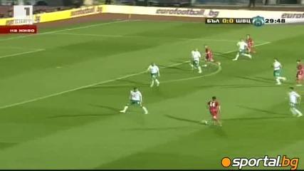 България - Швейцария 0 - 0