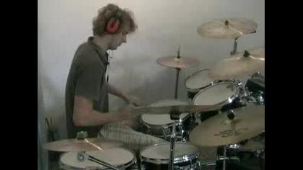 Mann Gegen Mann Drum Cover! Great!
