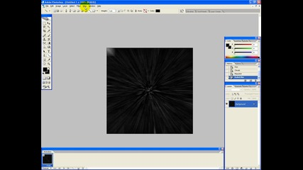 ефект 3d кубове - photoshop