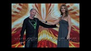 Celine Dion Florent Pagny - Caruso Live
