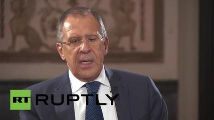 САЩ: Приоитетът на Русия е да предотврати навлизането на терористи в средния изток