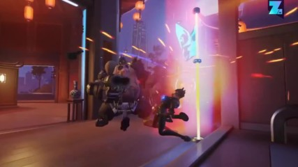 Overwatch: Year of the Rooster Trailer Leaked