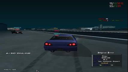 Gta Samp Bulgarian Drift Race