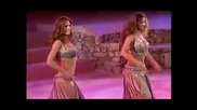 близначки танцуват страшно Belly Dance