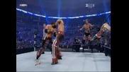 Team JBL vs. Team HBK - Survivor Series 2008