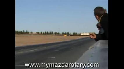 Mazda Rx - 7 Fc Rotary Sports Sedan Part1