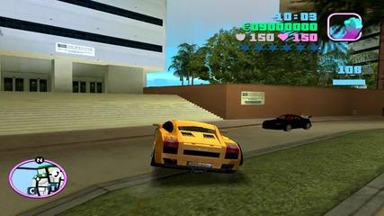 Gta vice city Burn gameplay
