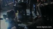 2 Жандармерията окървави протеста на Орлов мост 19.2.2013