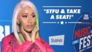 Cardi B's school teacher defends rapper in viral Facebook post