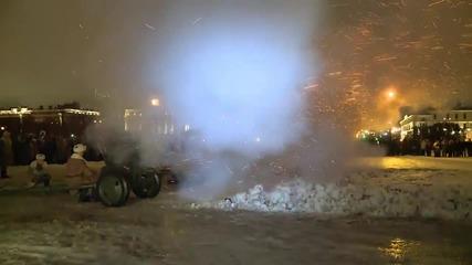Russia: St. Petersburg commemorates Siege of Leningrad 72nd anniversary