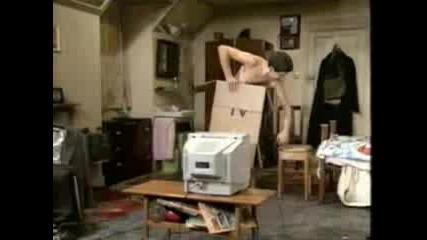 Mr. Bean - Тв Проблем