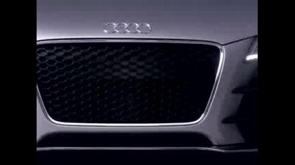 Audi R8 Tdi V12 Concept