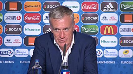 France: 'We missed a great chance' says France manager after Euro defeat