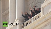 Portugal: Rival protesters rally outside parliament as gov is ousted in dramatic vote