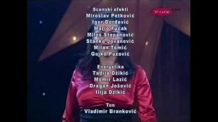 Ceca - Zaboravi - Novogodisnji show - (TV Pink 2007)