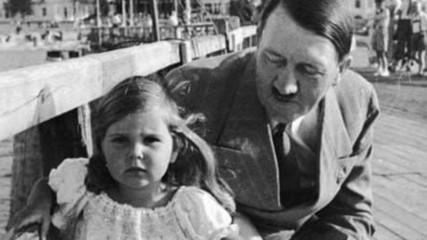 Хелга Гьобелс - любимото дете на Хитлер