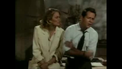 Bruce Willis & Cybill Shepherd - Moonlighting