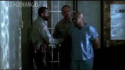 Prison Break / Бягство от затвора сезон 2 епизод 20 (bgaudio) (част 2)