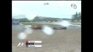 Formula 1 - Изпреварването На Алонсо