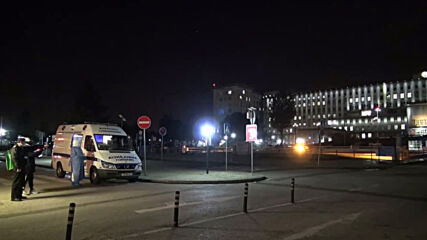 Portugal: Ambulances wait outside Lisbon hospital as country records one of world's worst COVID surges
