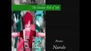 Тъмната страна на Naruto и Sasuke