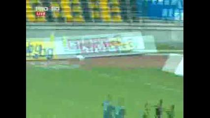 Миньор Перник 0 - 2 Левски