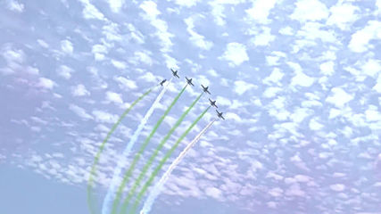 Pakistan: Military airshow celebrates Indian fighter jets downing anniversary