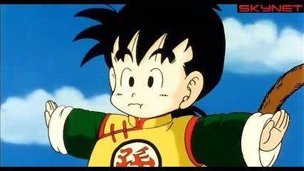Dragon Ball Z - Сезон 1 - Епизод 1 bg sub