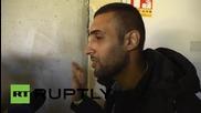Франция: Бежанци се настаниха в студентско общежитие