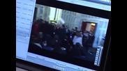 Журналистка бушонира Джон Кери в Рим