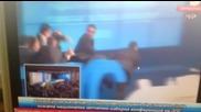 Мъж насочи пистолет срещу Ахмед Доган на 8-мата конференция на ДПС