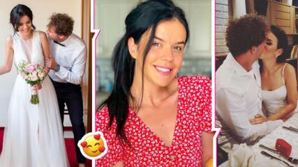 Мона Гочев отпразнува мила годишнина от сватбата, сподели кадър