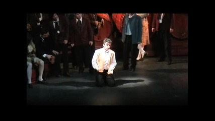 Kostadin Andreev, tenore , Les Contes d` Hoffmann; Offenbach; Kleinzack