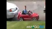 Iako paralelno parkirane ot dete
