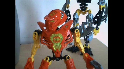 Bionicle Merry Christmas Video
